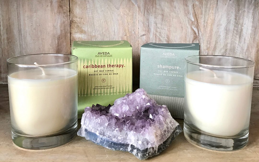 Setting A Romantic Ambiance With Aveda Soy Wax Candles