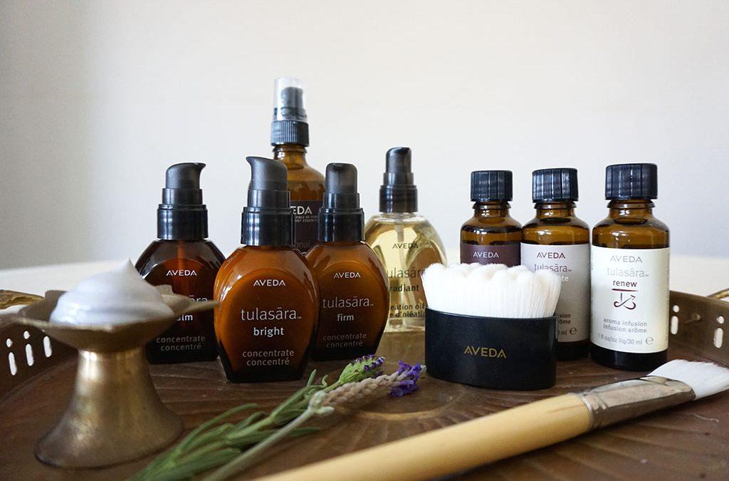 Introducing Aveda's New Tulasara Skin Care Line