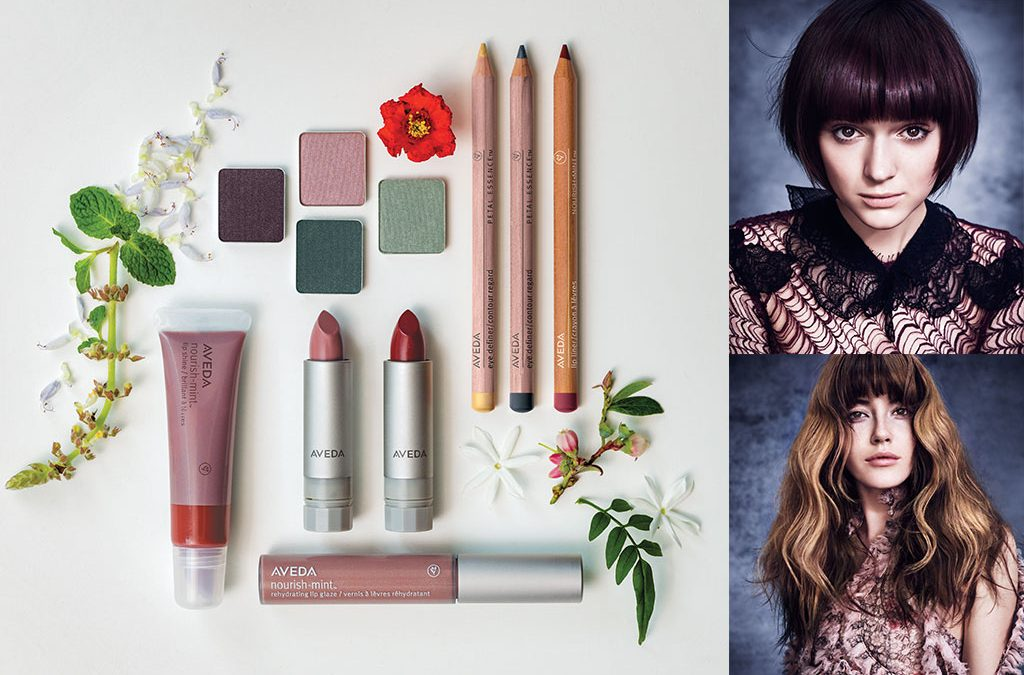 Our favorite Aveda's Foklor Makeup Looks