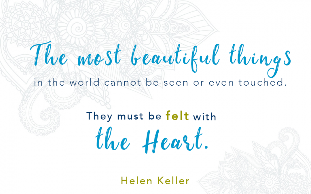The Most Beautiful Things…