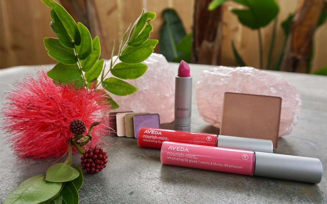 NEW Aveda Solstice Bloom Makeup Collection Is Here