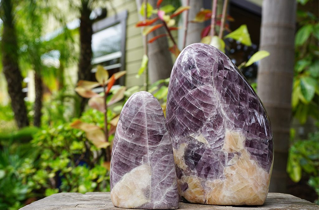 Purple Angelite – The Gemstone for Healing of the Spiritual Self