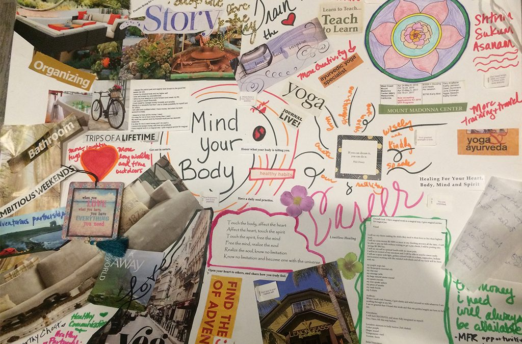 Vision Board Workshop with Tammy Lord