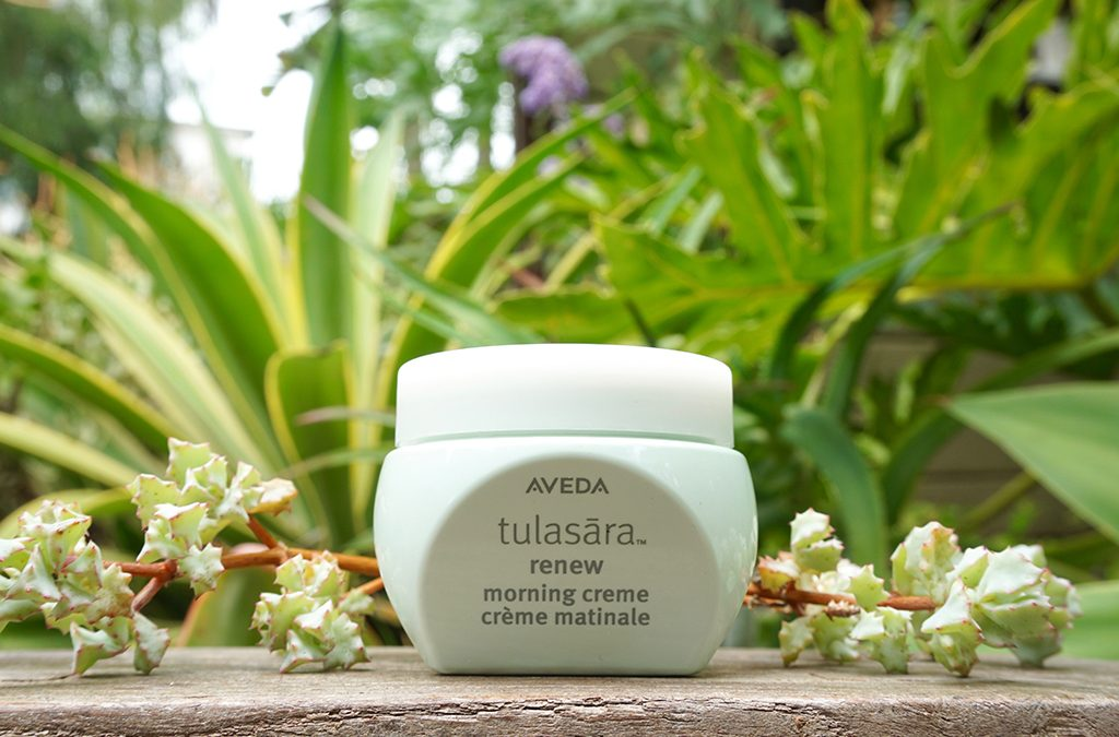 Lemongrass salon and spa encinitas | aveda tulasara renew morning cream