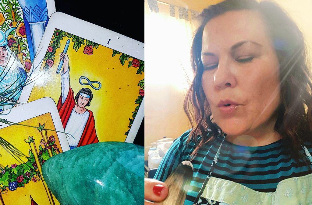 The Year Ahead Tarot Spread Readings with Stacey Westbrook