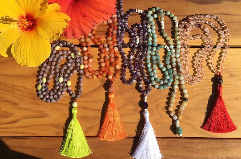 March Mala Making Workshop At Lemongrass