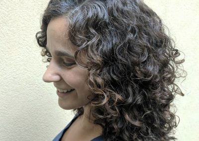 Graduated Layers for Strong Curls
