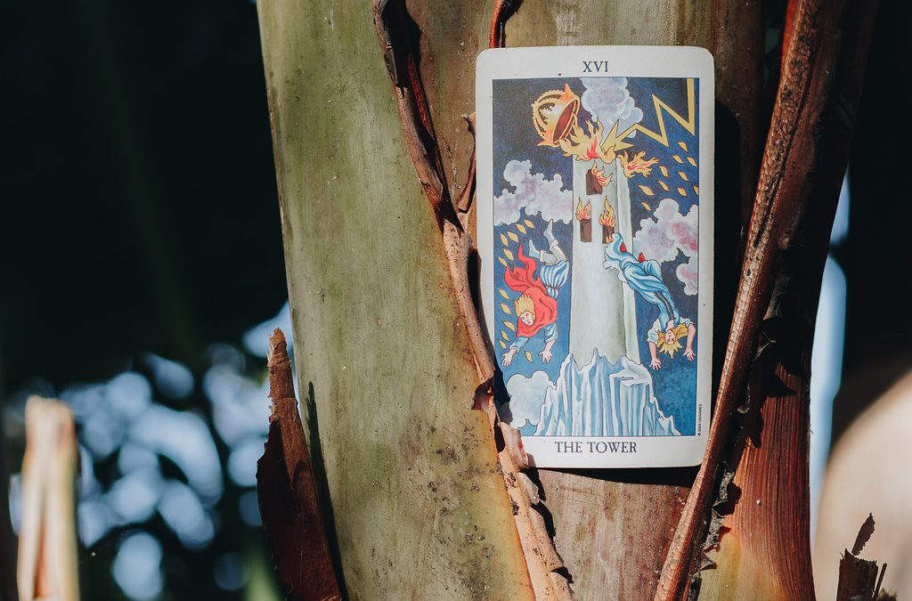 Feeling The Summer Heat With Our August Tarot: The Tower