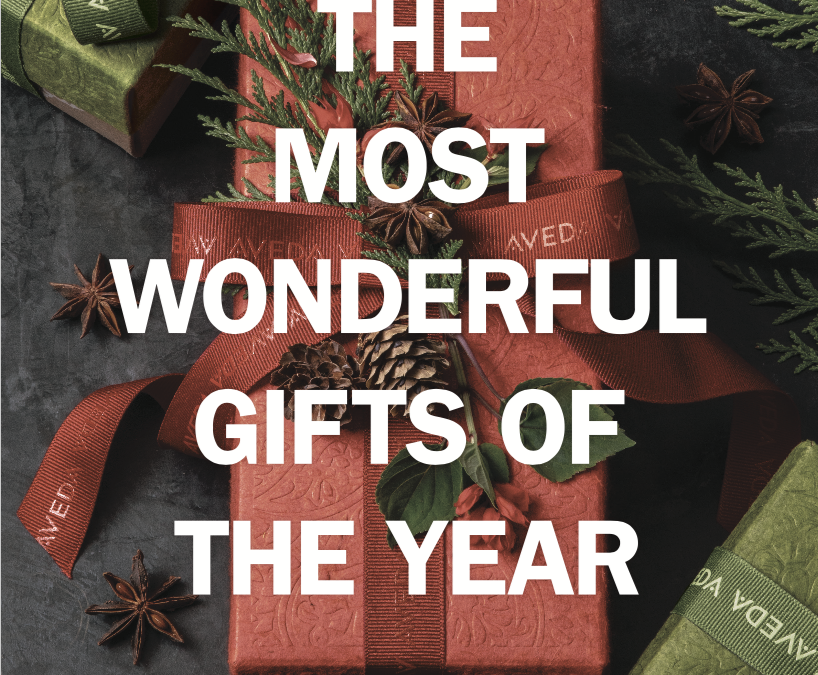 Aveda: Gifts & Wrapping Paper With A Purpose